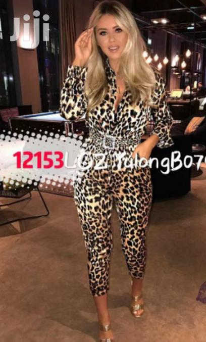 Quality Unique Animal's Skin Jumpsuit | Clothing for sale in Ikeja, Lagos State, Nigeria
