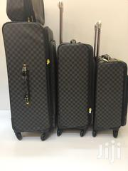 Louis Vuitton Grey Luggage   Bags for sale in Lagos State, Lagos Island