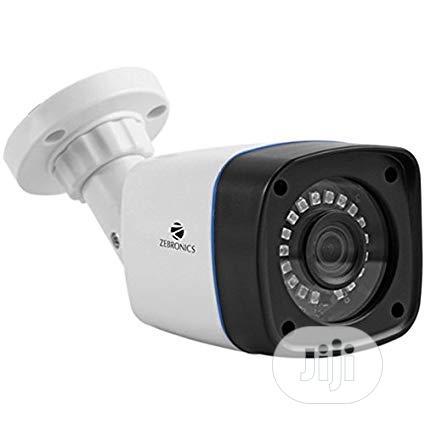 Installation Of CCTV Security Camera