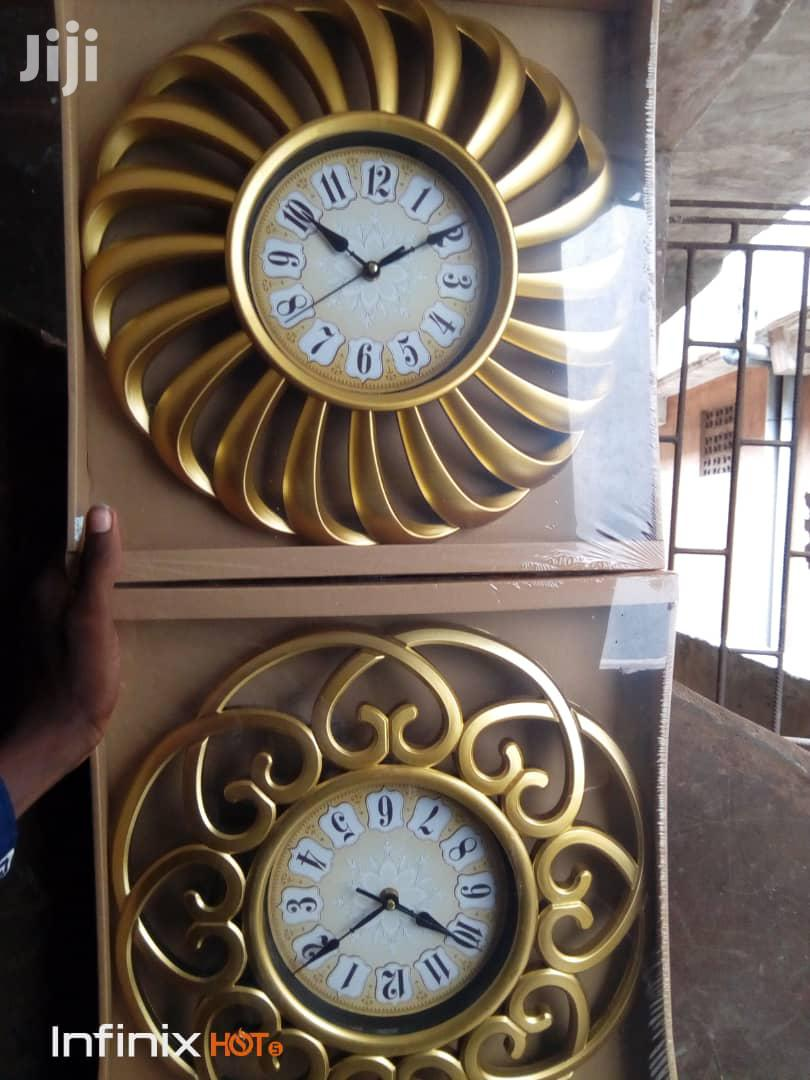 Mirrow and Clock Gift Set by 3 | Home Accessories for sale in Ikoyi, Lagos State, Nigeria