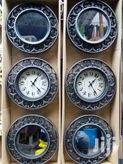 Mirrow And Clock Gift Set | Home Accessories for sale in Lagos State, Ikoyi