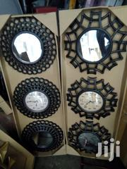 Mirrow and Clock Gift Set By3 | Home Accessories for sale in Lagos State, Ikoyi