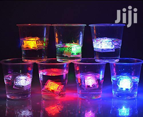 7 Color Changing LED Ice Cubes - | Home Accessories for sale in Ikoyi, Lagos State, Nigeria