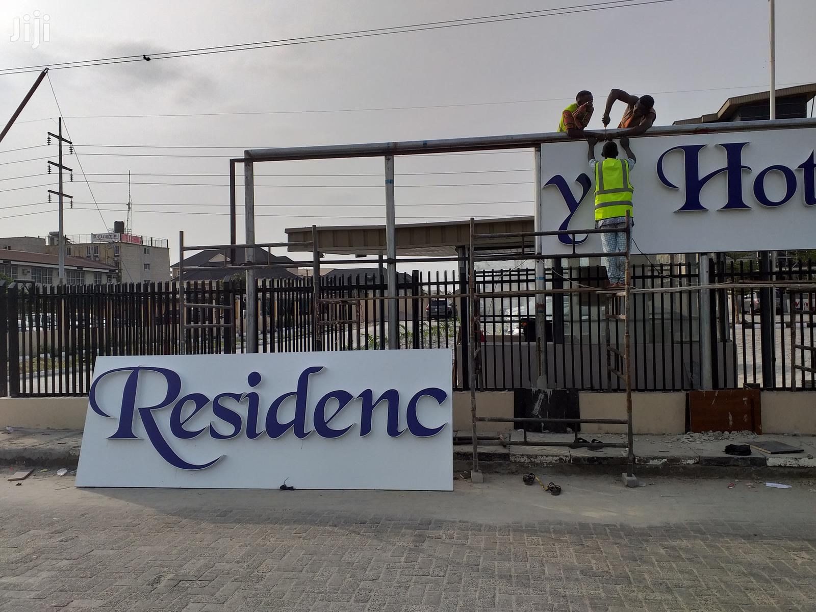 Major Branding And Signages | Manufacturing Services for sale in Lagos Island, Lagos State, Nigeria