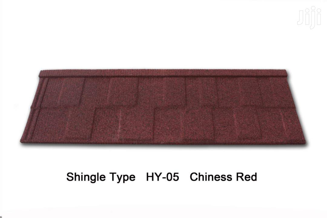 Five Star SHINGLE Stone Coated Roofing Tiles | Building & Trades Services for sale in Ikeja, Lagos State, Nigeria
