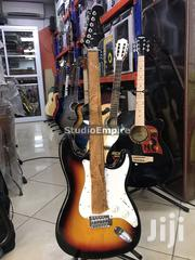 AJC Electric Lead Guitar With Bag Belt – Sunburst | Musical Instruments & Gear for sale in Lagos State