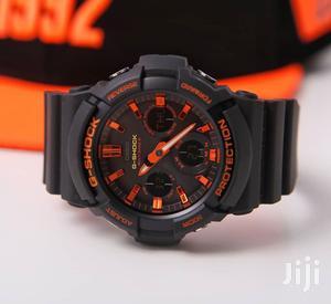 G-Shock Digital/Analog Rubber Strap Watch | Watches for sale in Lagos State, Lagos Island (Eko)