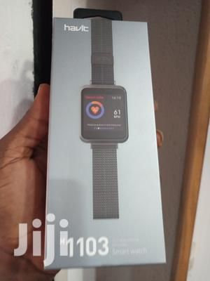 Havit Smart Watch H1103 | Smart Watches & Trackers for sale in Lagos State, Ikeja