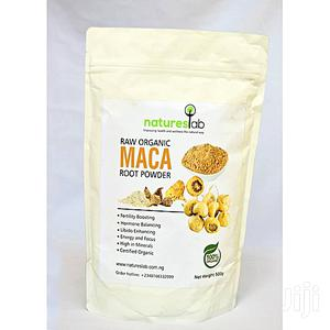 Organic Raw Maca Powder For Hormone Balancing And Energy | Sexual Wellness for sale in Lagos State, Victoria Island