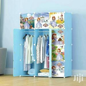 Character Baby Storage Wardrobe   Children's Furniture for sale in Lagos State, Surulere