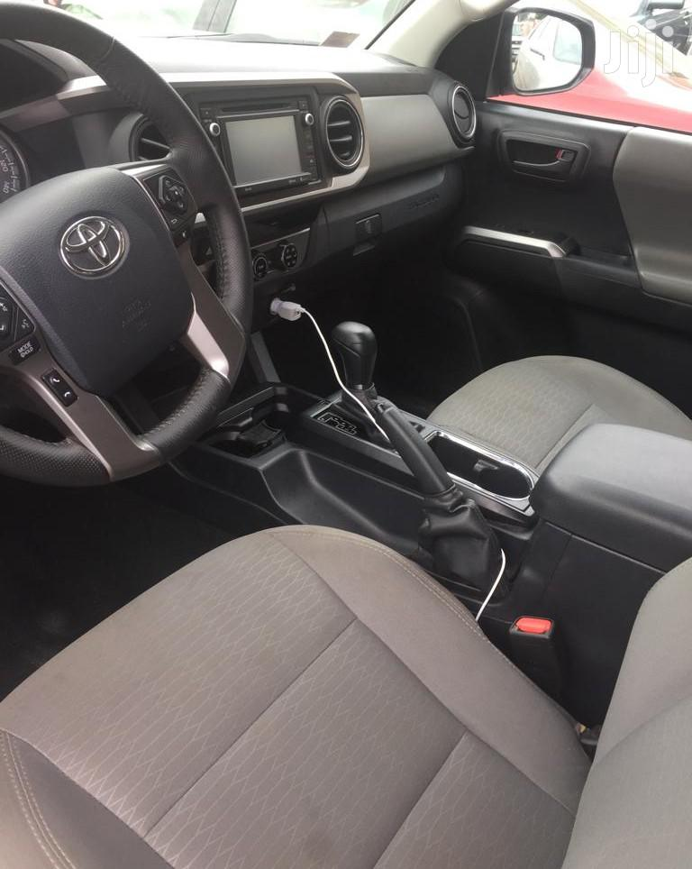 Toyota Tacoma 2017 Gray   Cars for sale in Ibadan, Oyo State, Nigeria