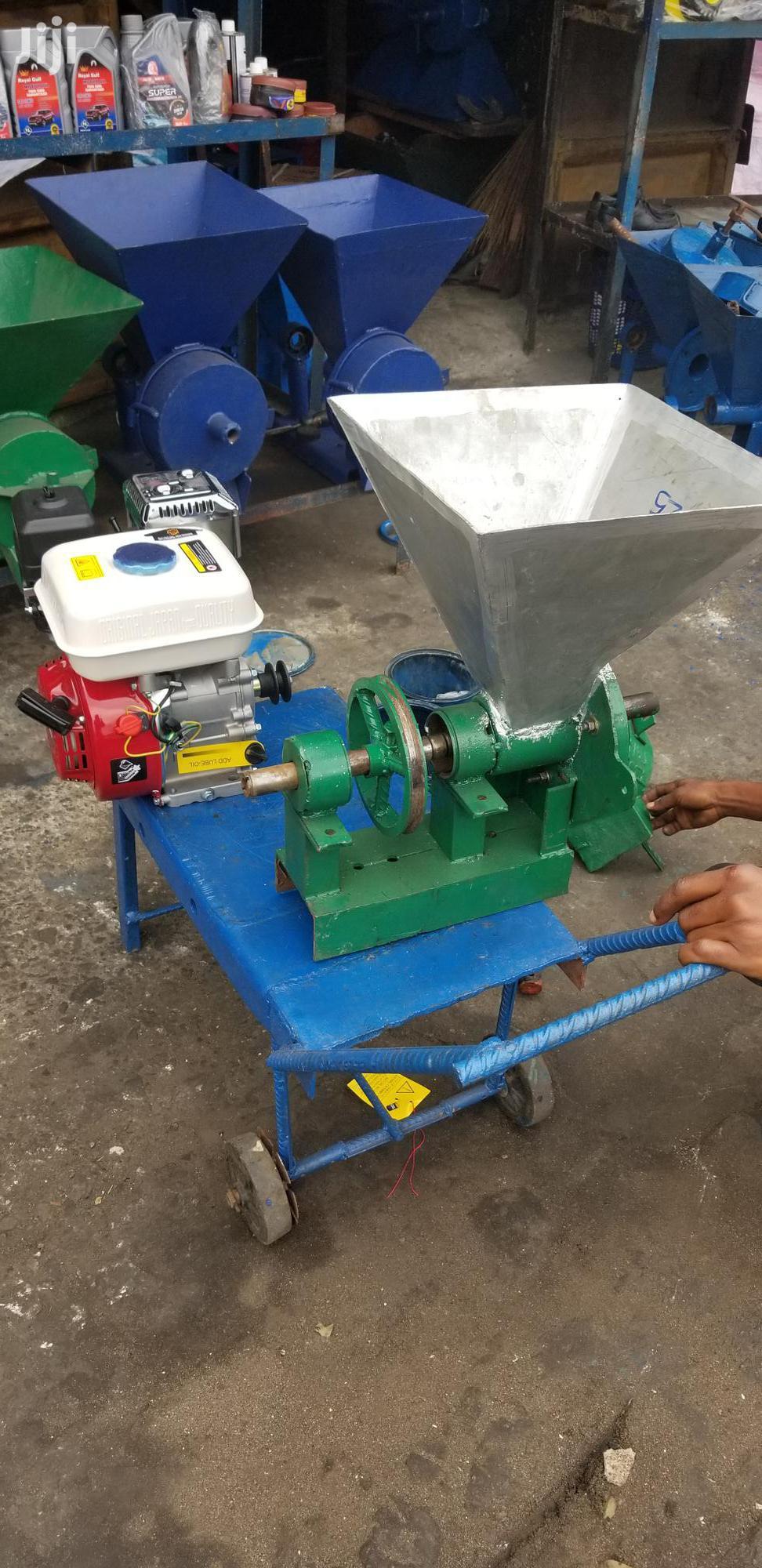 Grinding Machine Set