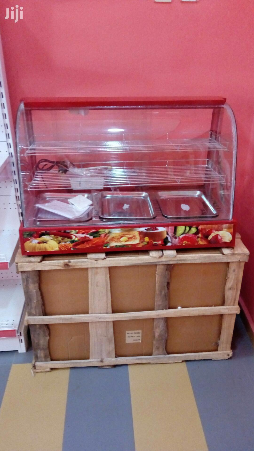 3 Layers Snacks Warming Showcase | Restaurant & Catering Equipment for sale in Kaura, Abuja (FCT) State, Nigeria
