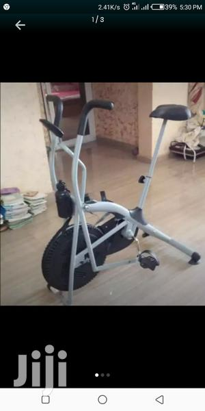 American Fitness Air Exercise Bike   Sports Equipment for sale in Lagos State, Surulere