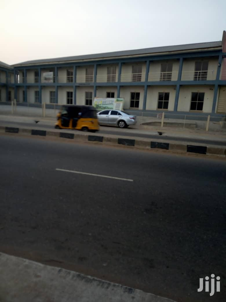 Newly Built Shop at Aregbesola Mall Ipaja For Rent.