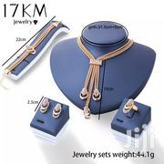 Rihenstone Simple Party Jewries Set | Jewelry for sale in Abuja (FCT) State, Dei-Dei