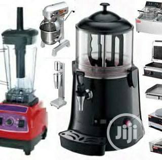 Commercial Power Blenders
