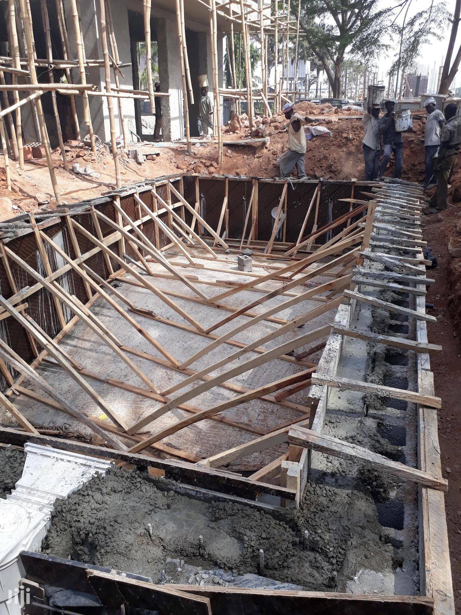 Swimming Pool Construction | Building & Trades Services for sale in Gwarinpa, Abuja (FCT) State, Nigeria