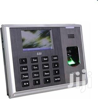 Zkteco S30 IP Time Attendance Machine - 3200 Fingerprint Templates