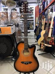 Ultimate Acoustic Box Guitar With Bag and Strap – Sunburst | Musical Instruments & Gear for sale in Lagos State, Surulere