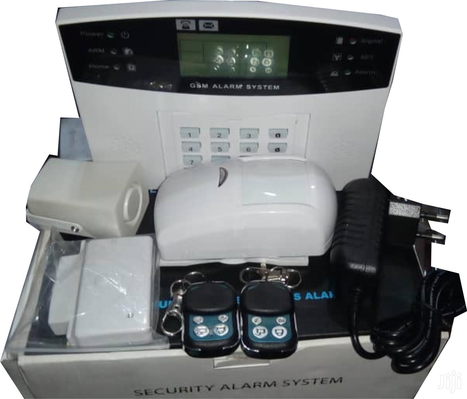 GSM Burglary Alarm System Full Kits