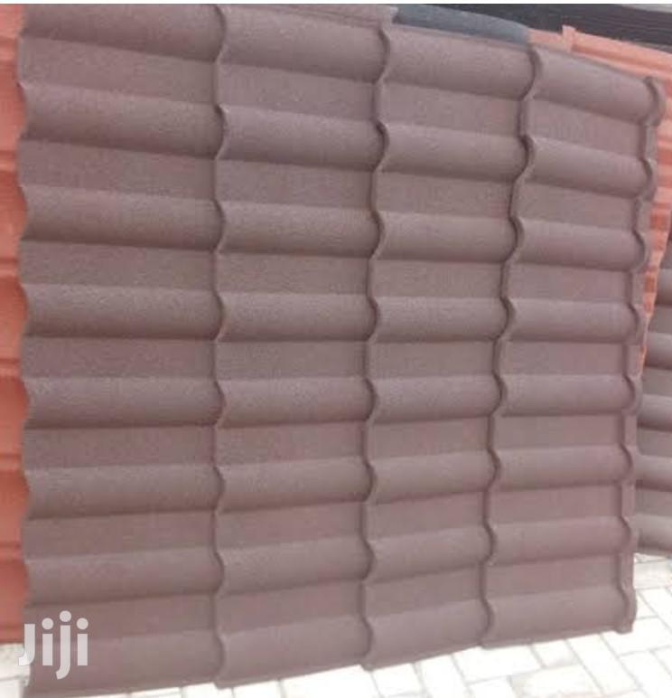 Five Star MILANO Stone Coated Roofing Tiles | Building & Trades Services for sale in Ikeja, Lagos State, Nigeria