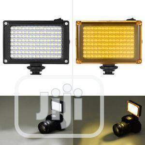 96 LED Video Light, Led On Camera