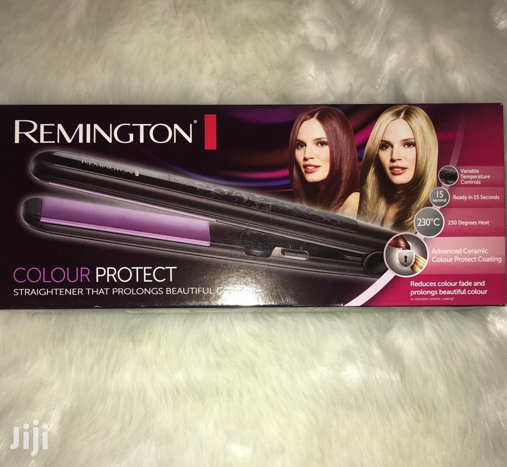 Archive: Remington Colour Protect Straightener That Prolongs Beautiful Colour