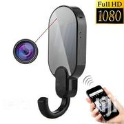 1080P Wifi Night Vision Clothes Hook Security Camera DVR Spy Recorder   Security & Surveillance for sale in Lagos State, Ikeja