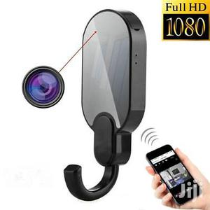 1080P Wifi Night Vision Clothes Hook Security Camera DVR Spy Recorder | Security & Surveillance for sale in Lagos State, Ikeja