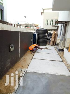 Concrete Stamped Floors | Building & Trades Services for sale in Lagos State