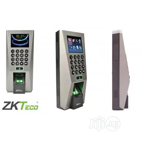 ZKT Model F18 ACCESS CONTROL And Time And Attendance Machine