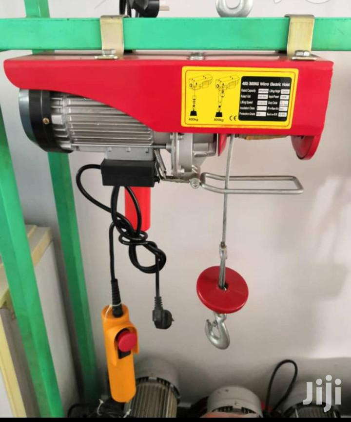 Electric Chain Hoist | Manufacturing Equipment for sale in Ojo, Lagos State, Nigeria