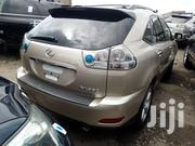 Lexus RX 350 2008 Gold | Cars for sale in Lagos State, Apapa