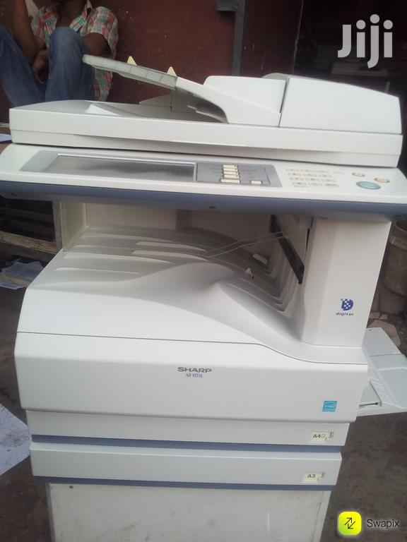 Archive: Fairly Used Arm316 Copiers