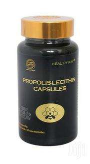 Propolis Lecithin Capsules | Vitamins & Supplements for sale in Lagos State, Surulere