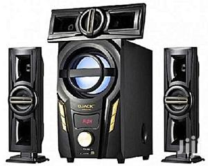 Home Theater Bluetooth Djack DJ-703A | Audio & Music Equipment for sale in Lagos State, Ikeja