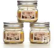 HG Lemon Bar Fragranced Candle | Home Accessories for sale in Lagos State, Surulere