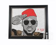 Portrait Made With Beads | Arts & Crafts for sale in Oyo State, Ibadan