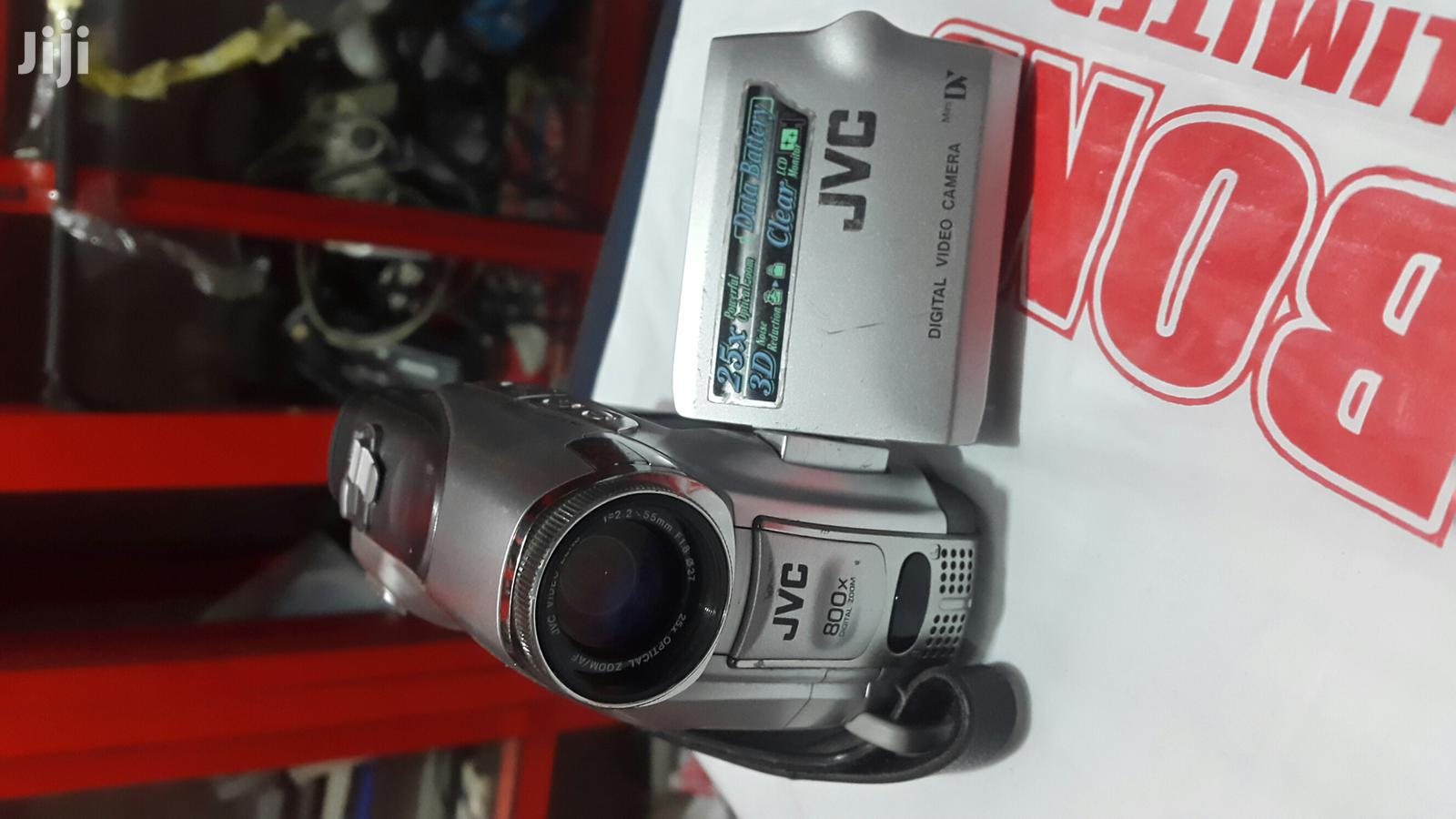 Jvc Videos Recording Camera 25× Powerful Optical Zoom