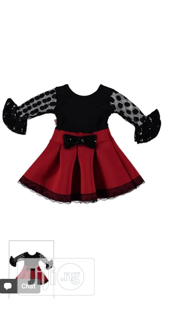 Archive: Turkey Kids Fitted Dress