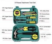 9 Piece Hand Repair Home Tools Box Set   Hand Tools for sale in Lagos State, Amuwo-Odofin