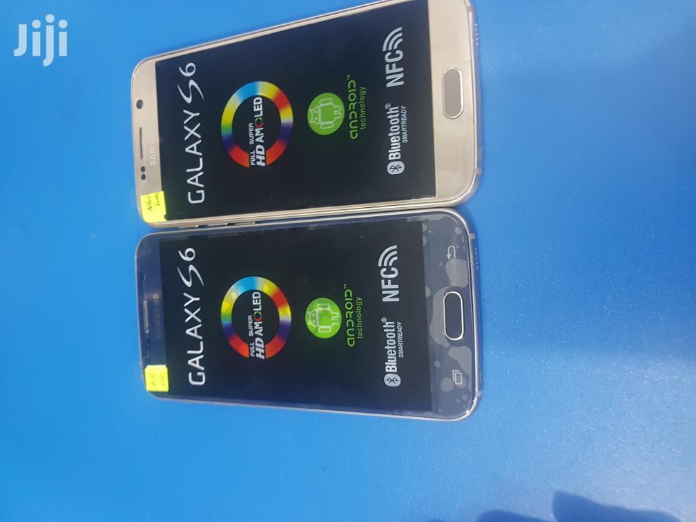Samsung Galaxy S6 32 GB Black