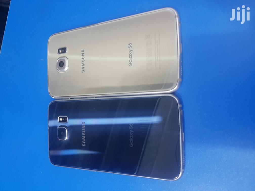 Samsung Galaxy S6 32 GB Black | Mobile Phones for sale in Ikeja, Lagos State, Nigeria