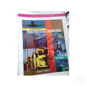 Introduction To Transportation Engineering   Books & Games for sale in Lagos State, Oshodi