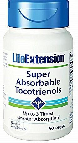 Archive: Life Extension Life Extsn Super Absorbable Tocotrienol, 60 Softgels