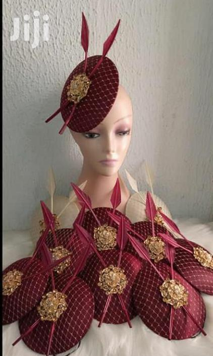 Stylish Fascinator | Clothing Accessories for sale in Ikeja, Lagos State, Nigeria