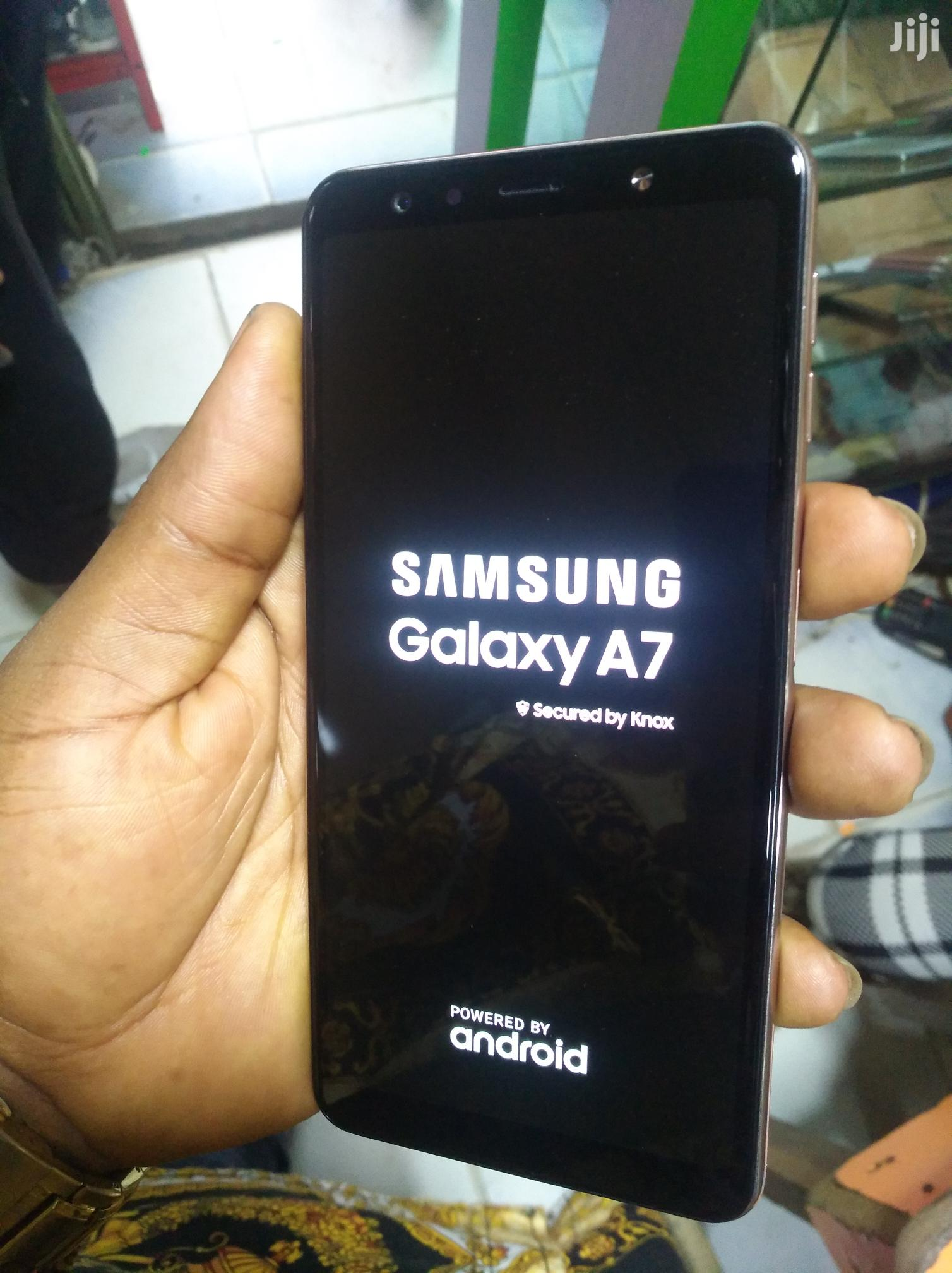 Samsung Galaxy A7 Duos 64 GB | Mobile Phones for sale in Ikeja, Lagos State, Nigeria