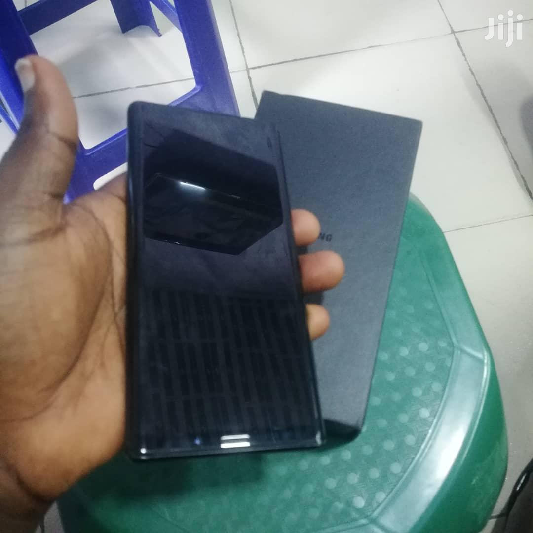 Samsung Galaxy Note 9 128 GB Black | Mobile Phones for sale in Ikeja, Lagos State, Nigeria