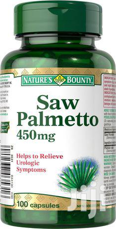 Saw Palmetto For Your Postrate Health   Sexual Wellness for sale in Abuja (FCT) State, Wuse 2